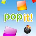 Pop It! Classic logo
