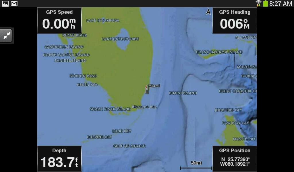 Garmin Helm™ - screenshot