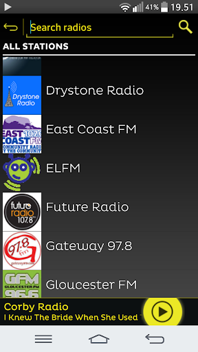 Reach Radio Player