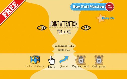 【免費教育App】Joint Attention Training Free-APP點子
