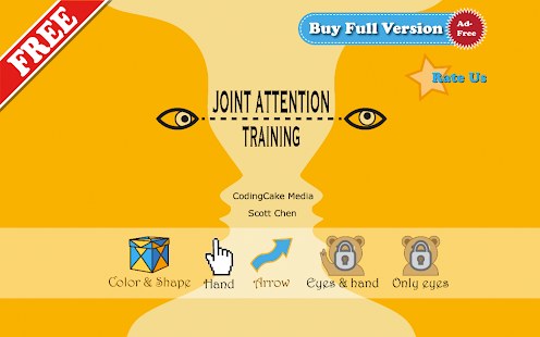 玩教育App|Joint Attention Training Free免費|APP試玩