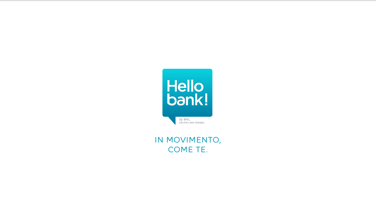 Hello Bank!- screenshot