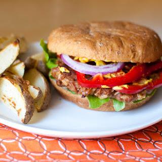 BBQ Vegan Burgers