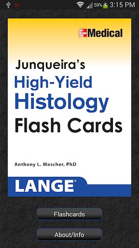 Basic Histology Flash Cards