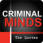 Criminal Minds the Quotes