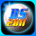 Baseball Superstars® 2011. logo