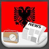 Albania Radio and Newspaper