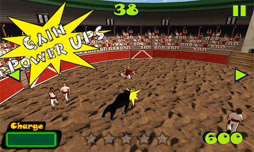 Bull Runner Free- screenshot thumbnail