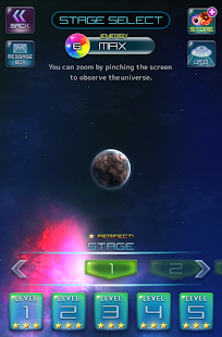 Million Asteroids- screenshot thumbnail