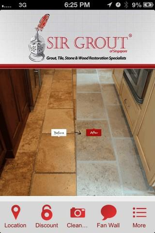 Sir Grout Singapore