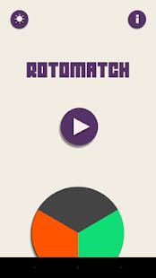 RotoMatch screenshot