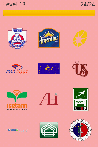 Logo Quiz PH Cheat - screenshot
