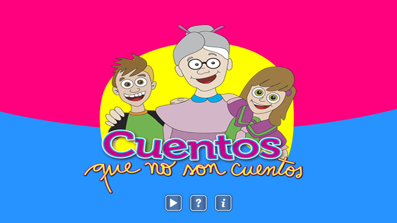 CUENTOS QUE NO SON CUENTOS- screenshot
