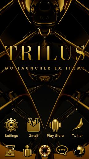 Trilus GO Launcher Theme