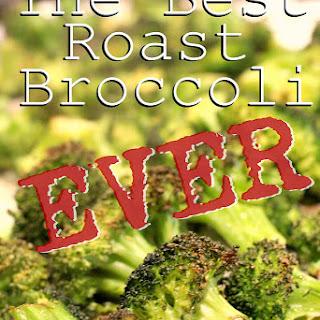 The Best Roast Broccoli EVER. Recipe