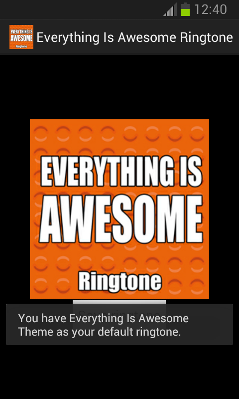 Awesome Ringtones - Free by ZEDGE