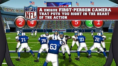 NFL Pro 2013 v1.4.9 (Apk+SD Data) 197MB Android APK