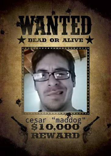 Wanted Poster Photo Maker