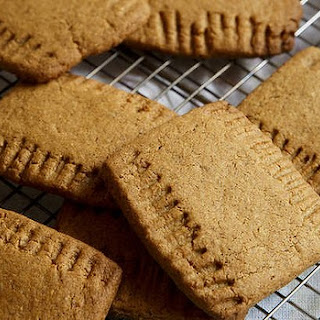 Speculaas (spiced Biscuits).