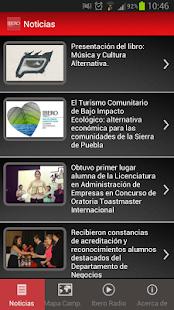Ibero Puebla - screenshot thumbnail