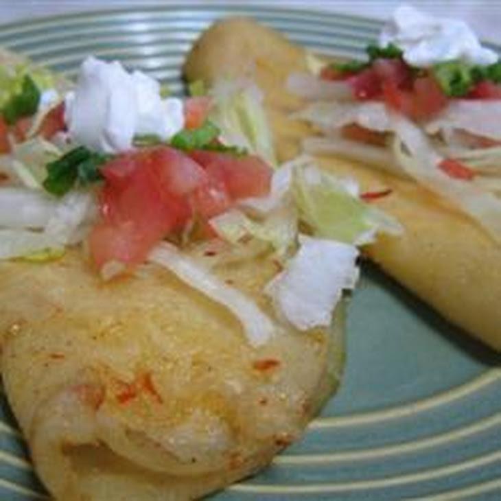 Authentic Mexican Enchiladas