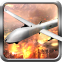 Stealth Flight Drone Attack icon