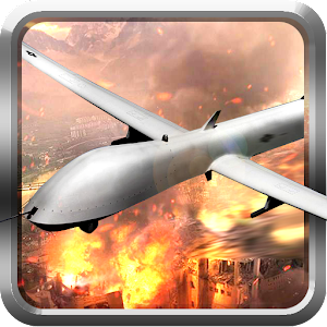Stealth Flight Drone Attack for PC and MAC