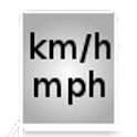 Speedometer for navigator logo
