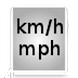 Speedometer for navigator icon