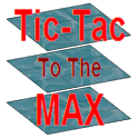 Tic-Tac To The MAX FREE logo