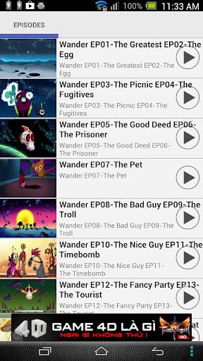 Wander Over Yonder Videos