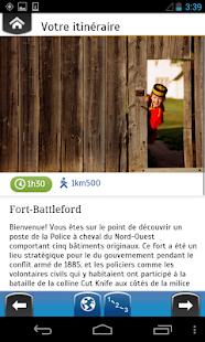 Explora Fort Battleford FR - náhled