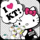Hello Kitty Alarm icon