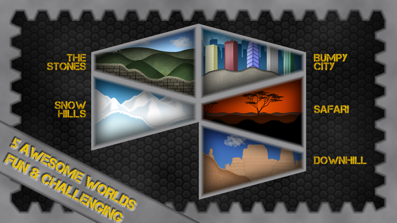 Reckless Stunts - Racing Game- screenshot