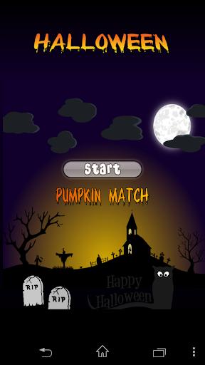 Halloween Pumpkin Match 2