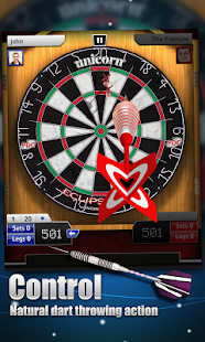 Darts Match- screenshot thumbnail