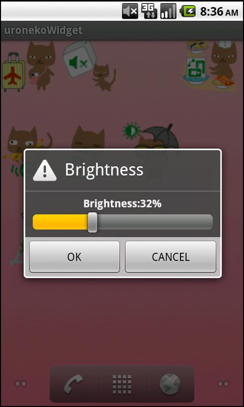 UroNeko Widgets 7 switches- screenshot