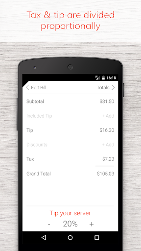 免費下載生活APP|Tab - The simple bill splitter app開箱文|APP開箱王