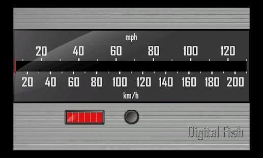 Speedometer 125- screenshot thumbnail