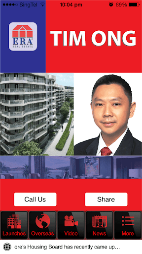 Tim Ong Real Estate Agent