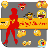 Adult Chatting Stickers
