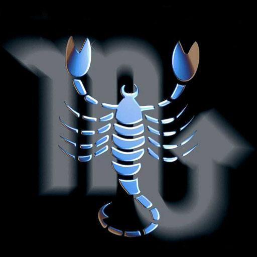 3D天蠍星座壁紙 生活 App LOGO-APP試玩