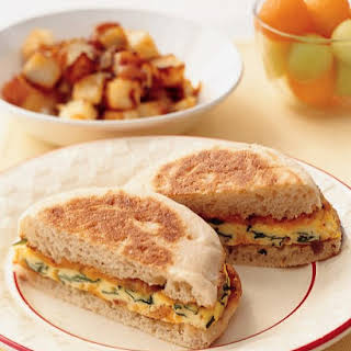 Breakfast Anytime Sandwiches.