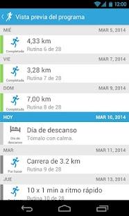 RunKeeper - GPS Correr Caminar - screenshot thumbnail