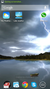 Lake weather live wallpaper v1.1