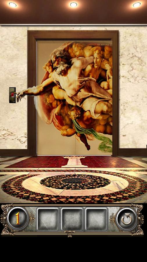 The Floor Escape Reloaded- screenshot