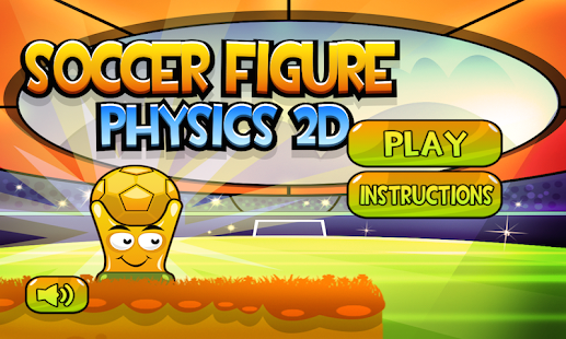 Soccer Figure Physics 2D - Cup