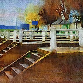by Otetea Ovidiu - Digital Art Places