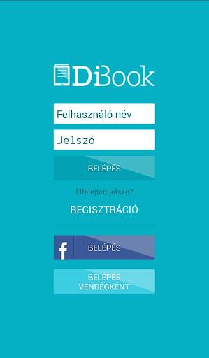 DiBook Reader