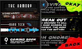 Screenshot of Zombie Juice